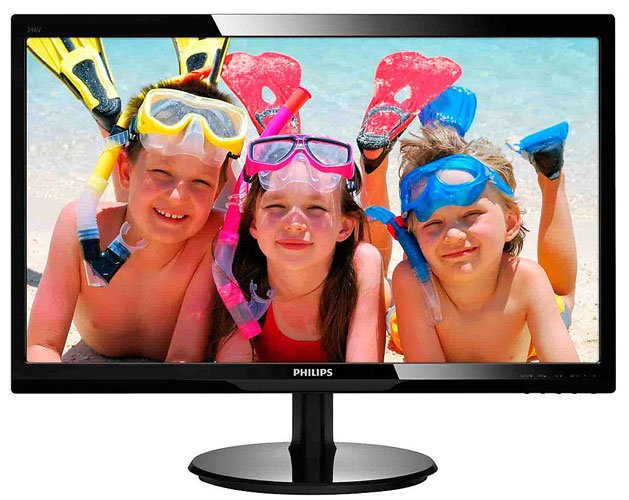 Монитор Philips 246V5LSB/00 фото