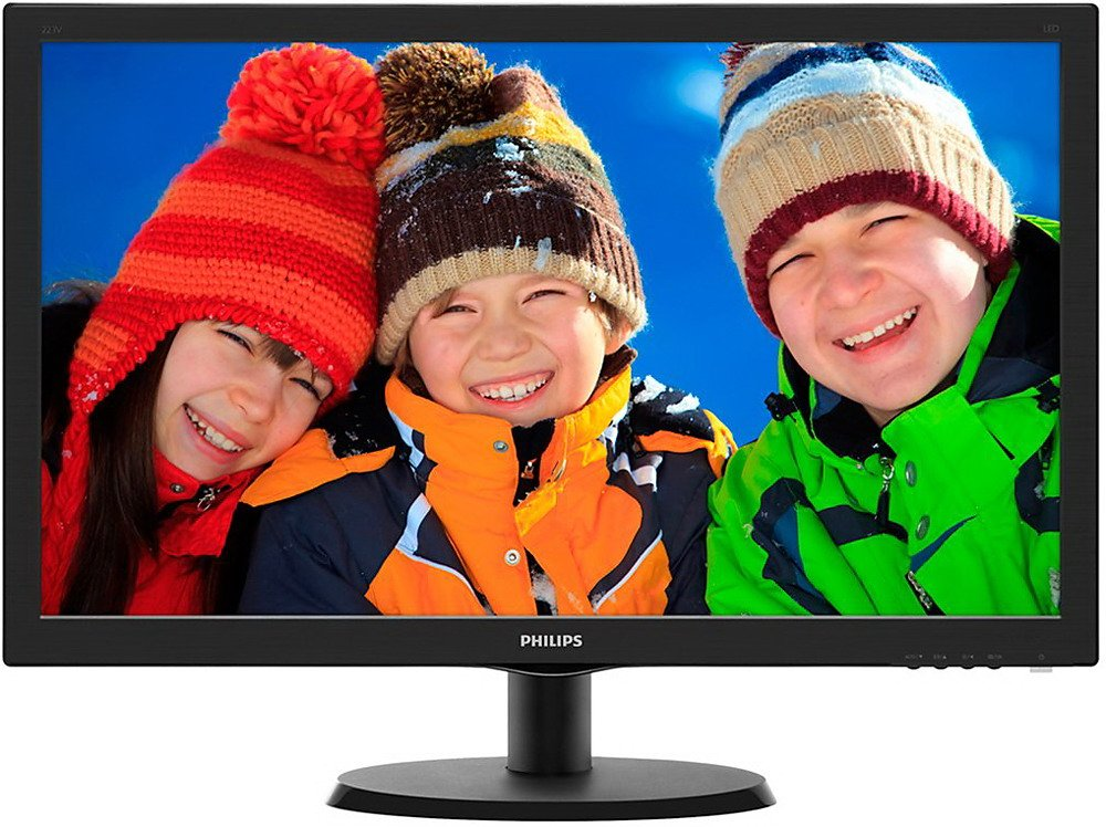 Монитор Philips 246V5LSB/01 фото