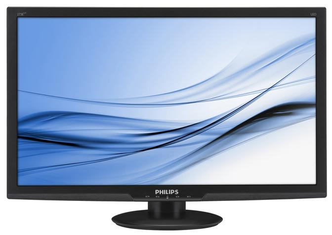 Монитор Philips 273E3LHSB/00 фото