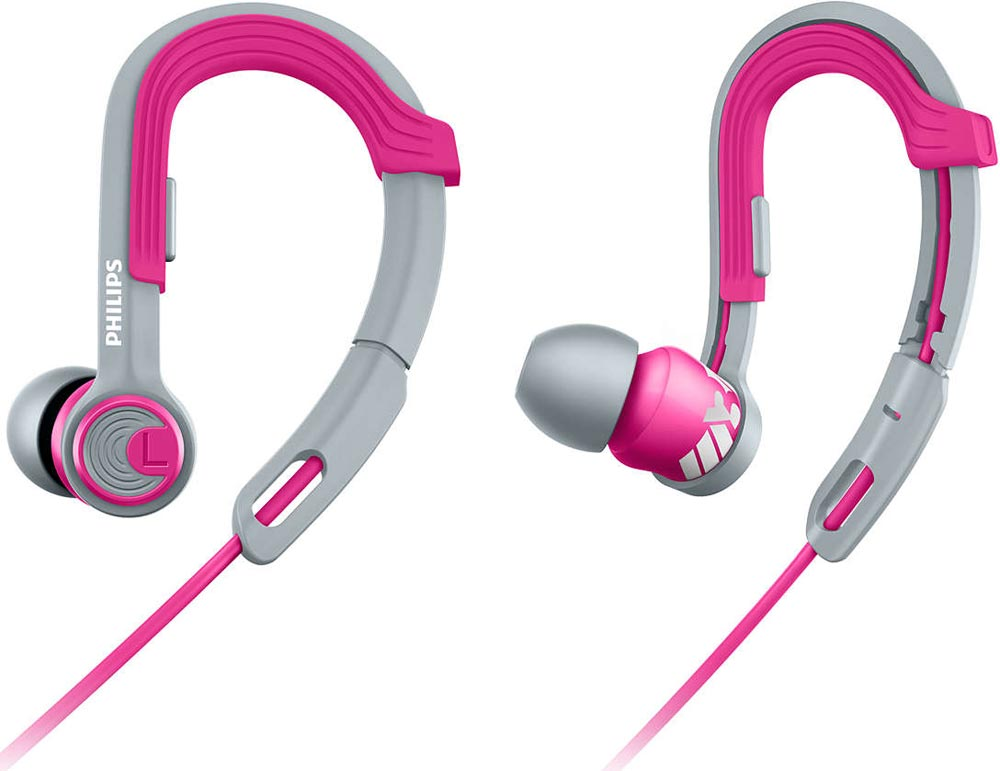 Наушники Philips Actionfit SHQ3300PK/00