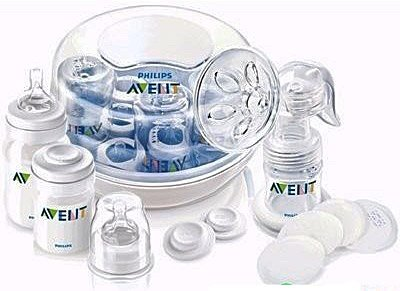 Набор Philips Avent 81090 Natural Begining