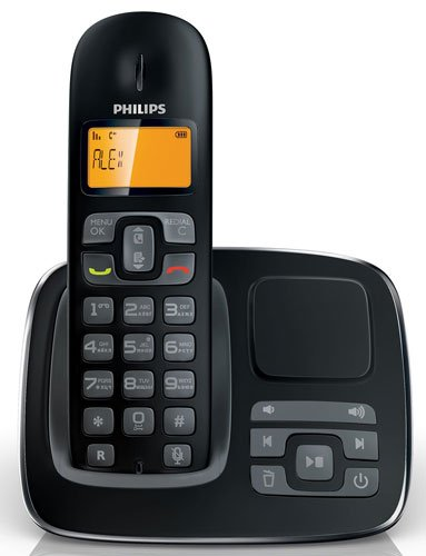 Радиотелефон DECT Philips CD1951B/51 фото