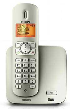 Радиотелефон DECT Philips CD2701C/51