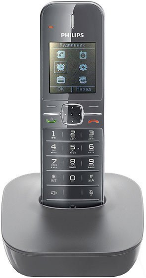 Радиотелефон DECT Philips CD4801G/RU