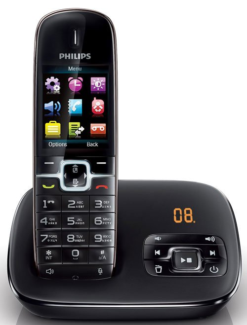 Радиотелефон DECT Philips CD6951B/51