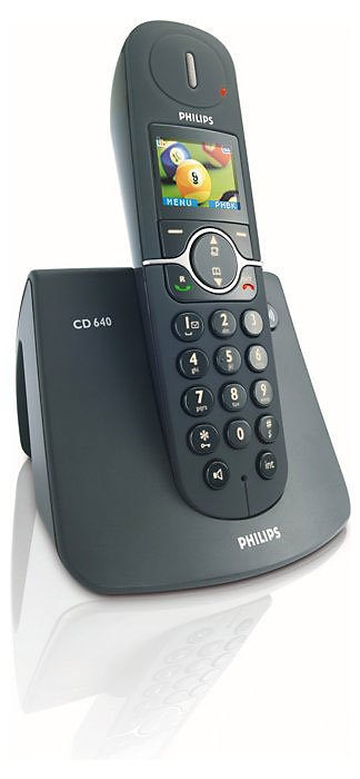 ������������ DECT Philips CD 640