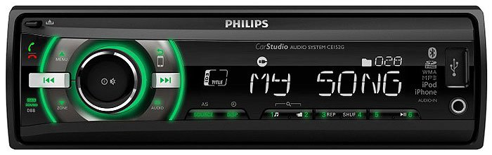 Автомагнитола Philips CE152G