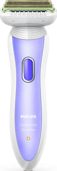 Женская бритва Philips Double Contour Ladyshave HP6368/00
