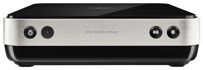 DVD-������������� Philips DVP4320BL