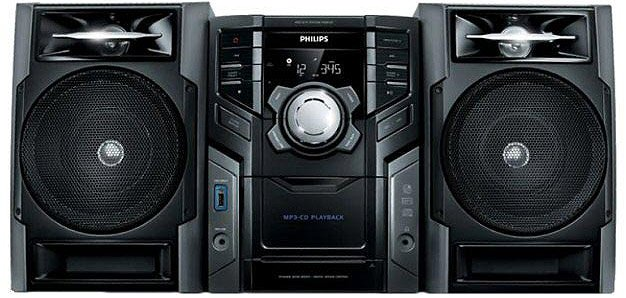 Минисистема Philips FWM197/12