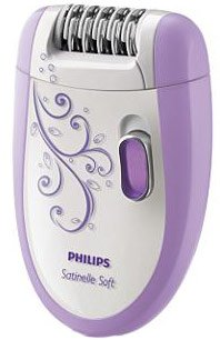 Эпилятор Philips HP6508 Satinelle Soft Sensitive