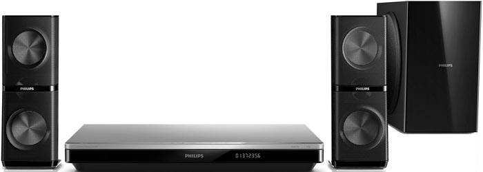 Домашний кинотеатр Philips HTB6251D/12