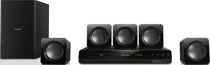 Домашний кинотеатр Philips HTD3510/51