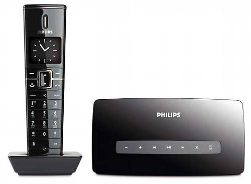 Радиотелефон DECT Philips ID9651B/51