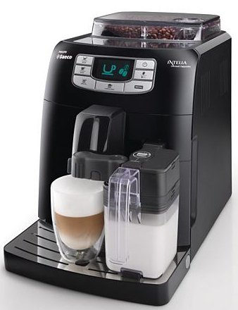 Кофемашина Philips Saeco Intelia One Touch Cappuccino HD8753/19