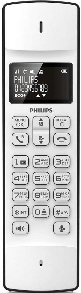 Радиотелефон Philips Linea M3301W/51