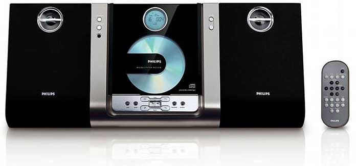 Микросистема Philips MC235B/12