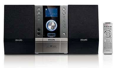 Микротеатр DVD Philips MCD297/58