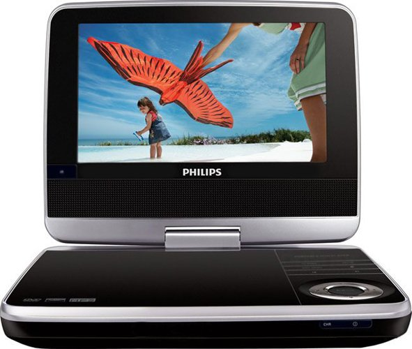 ����������� DVD ������������� Philips PD7020/12