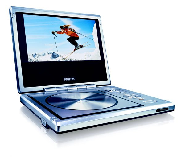 DVD-������������� ����������� Philips PET710/00