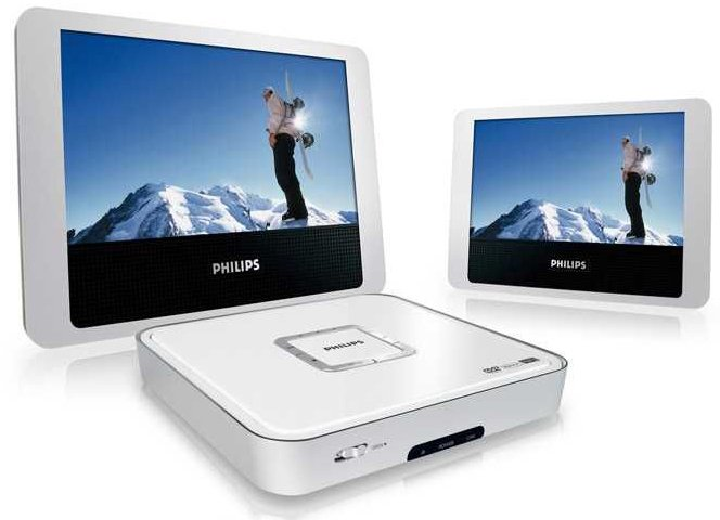 ����������� DVD-������������� Philips PET712/12