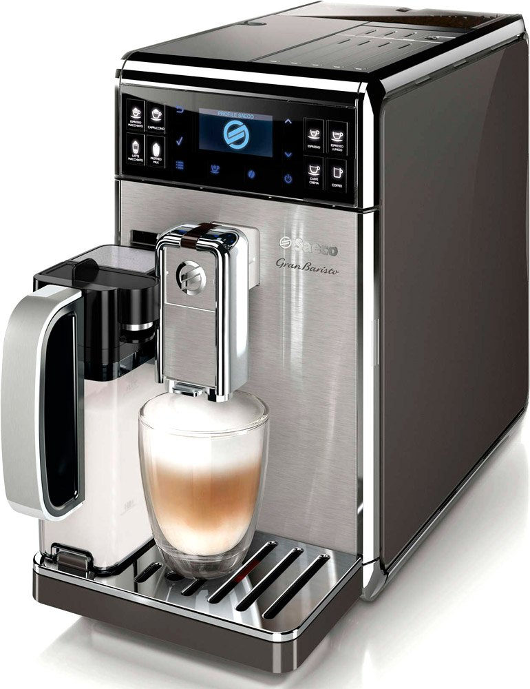 Кофемашина Philips Saeco GranBaristo HD8975/01