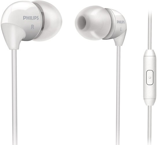 Гарнитура Philips SHE3515WT/00