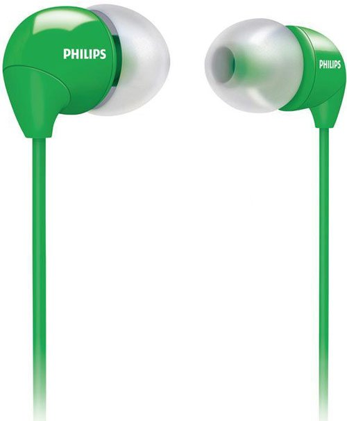 Наушники Philips SHE3590GN/10