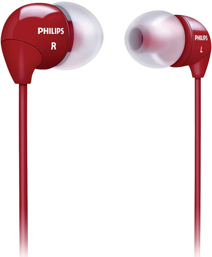 Наушники Philips SHE3590RD/10