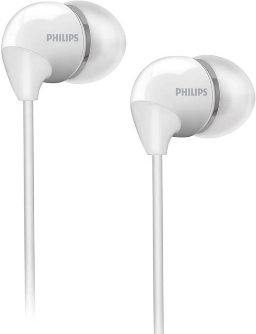 Наушники Philips SHE3590WT/10