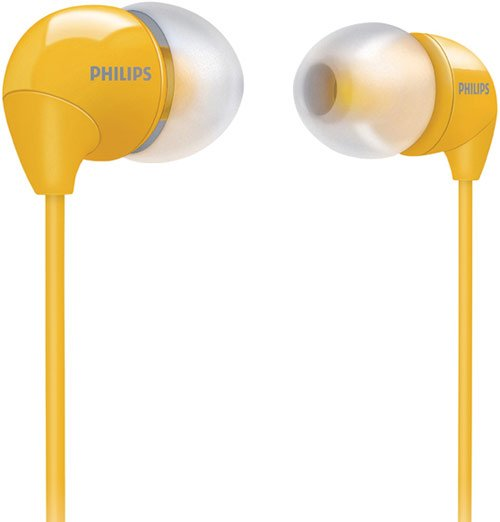 Наушники Philips SHE3590YL/10