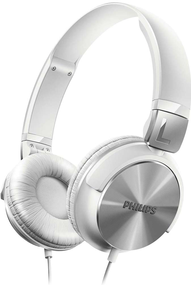 Наушники Philips SHL3160WT/00