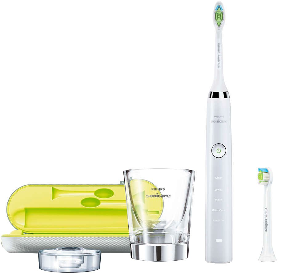 Зубная щетка Philips Sonicare DiamondClean HX9332/04
