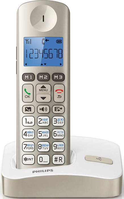 Радиотелефон DECT Philips XL3001C/51 фото
