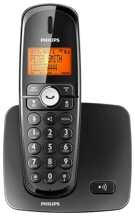 Радиотелефон DECT Philips XL3701B/51
