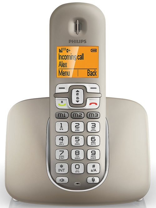 Радиотелефон DECT Philips XL3901S/51