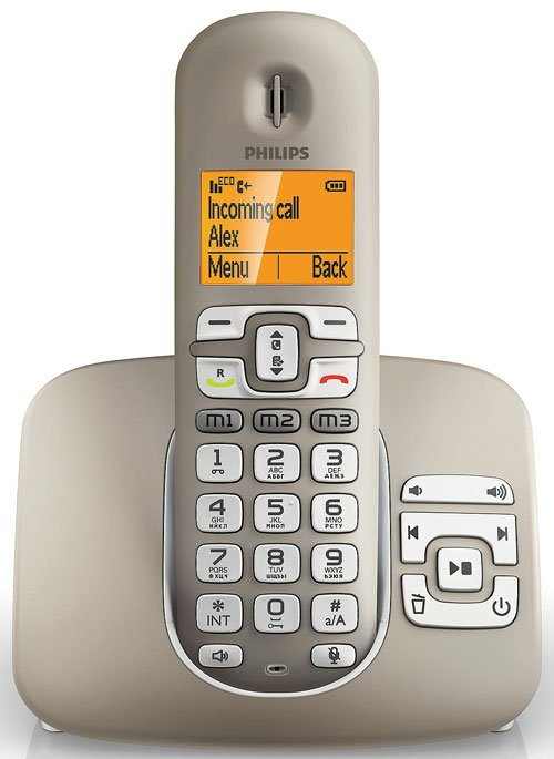 Радиотелефон DECT Philips XL3951S/51