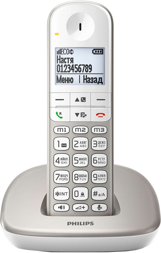 Радиотелефон DECT Philips XL4901S/51