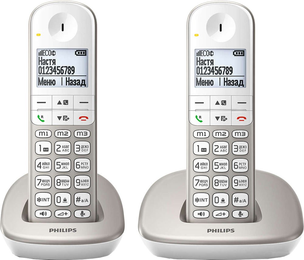 Радиотелефон DECT Philips XL4902S/51 фото