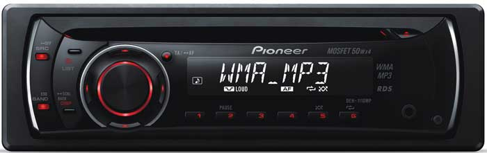 ������������� Pioneer DEH-1110MP
