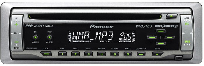 ������������� Pioneer DEH-2850MP