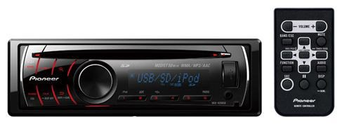 ������������� Pioneer DEH-4250SD