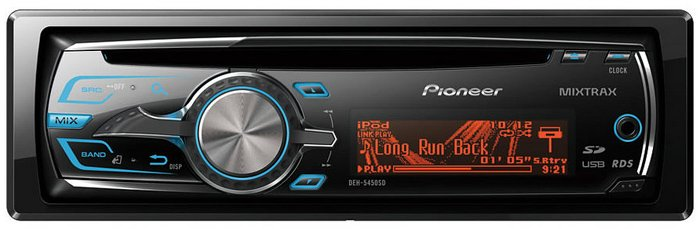 ������������� Pioneer DEH-5450SD