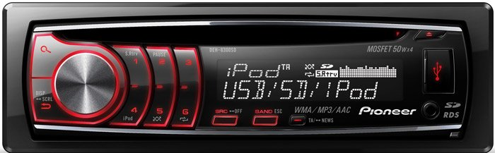������������� Pioneer DEH-6300SD