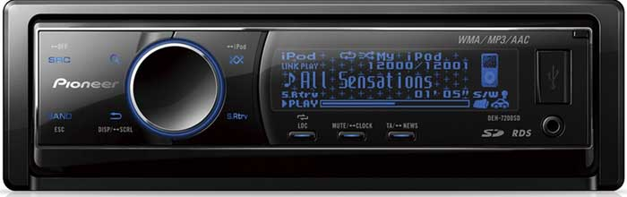 ������������� Pioneer DEH-7200SD
