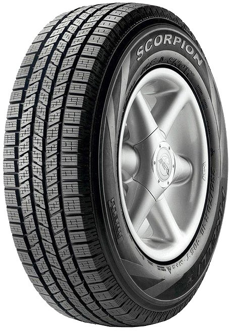 Зимняя шина Pirelli Scorpion Ice & Snow 275/45R20 110V фото
