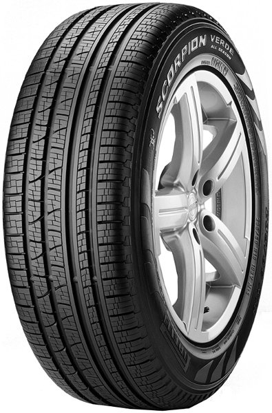 Всесезонная шина Pirelli Scorpion Verde All Season 265/65R17 112H фото