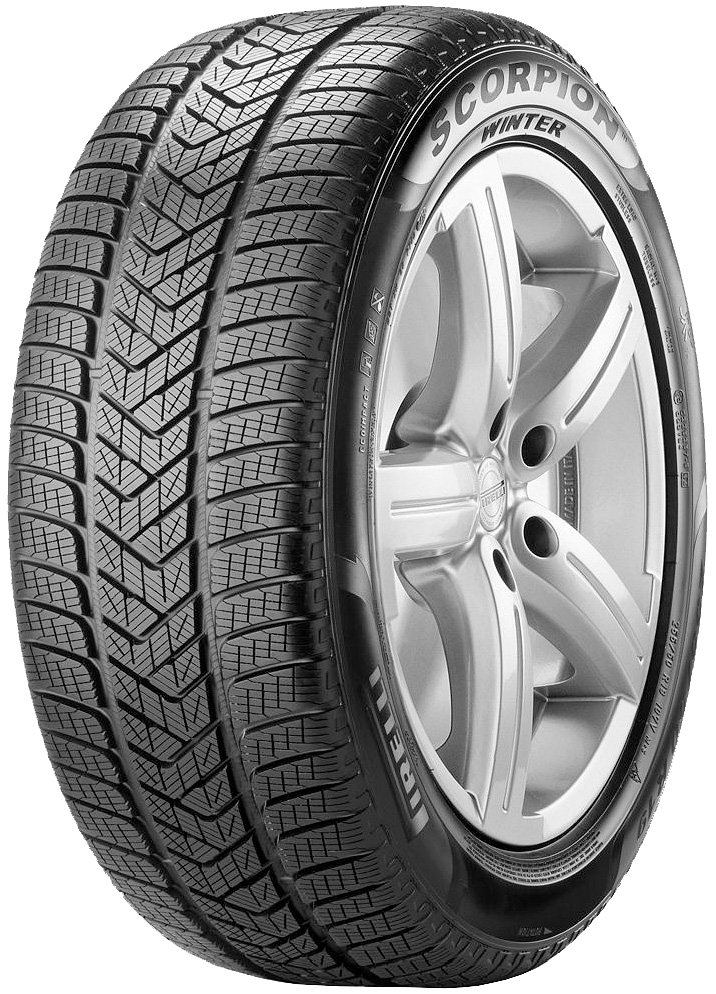 Зимняя шина Pirelli Scorpion Winter 235/55R19 105H фото