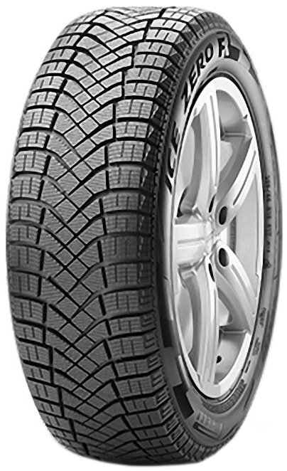 Зимняя шина Pirelli Winter Ice Zero Friction 235/55R19 105H фото