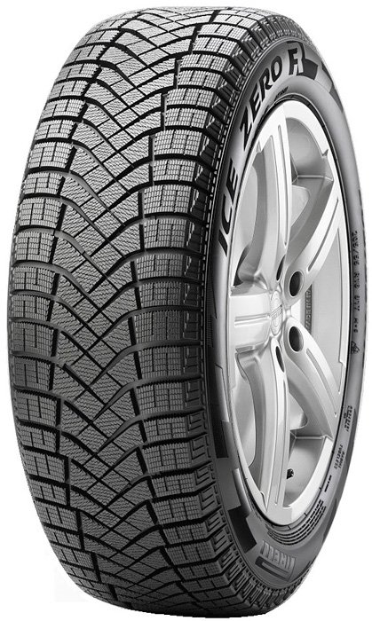 Зимняя шина Pirelli Winter Ice Zero Friction 265/60R18 114H